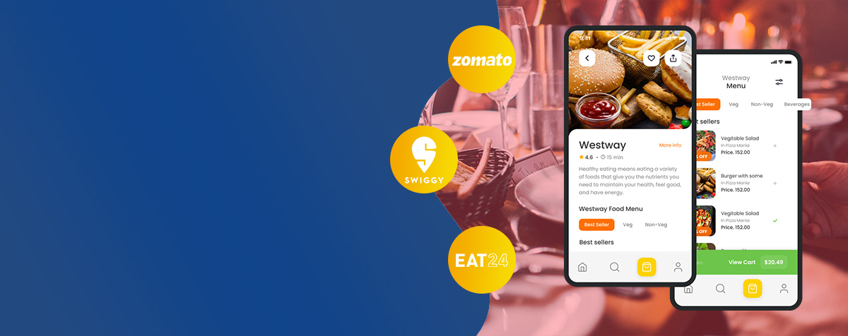 How Much It Costs to Build a Food Delivery App like Zomato, Swiggy, and Eat24?