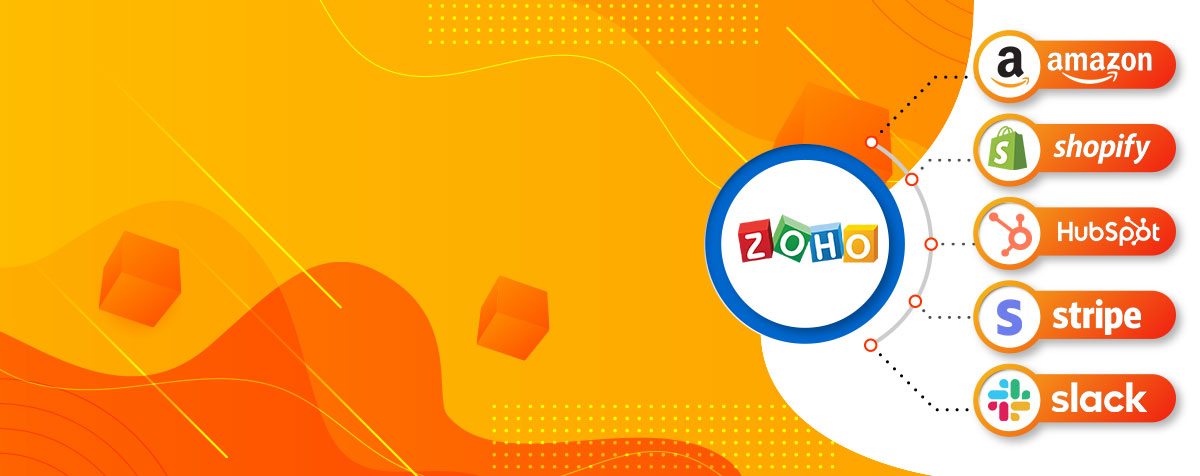 Zoho CRM API integration with Rest of the Platform